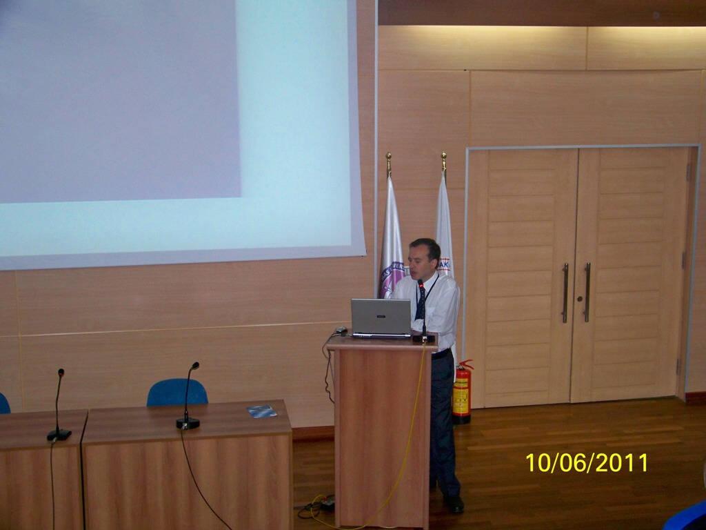 3. Oftalmoloji Kursu 2011